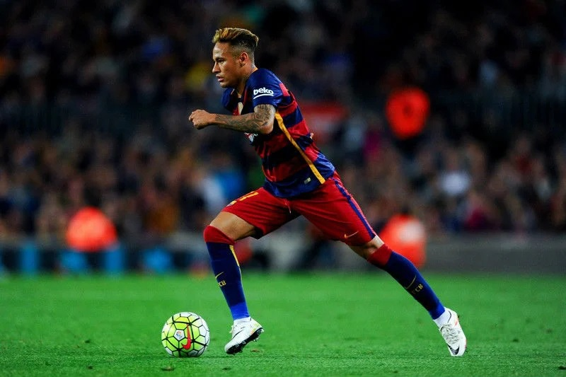 The Top 10 Highest Paid Football Players In The World